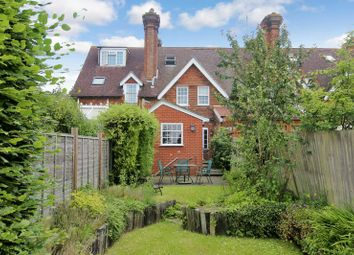 Thumbnail 2 bed terraced house for sale in Mid Street, South Nutfield, Redhill