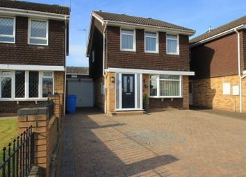Thumbnail 3 bed detached house for sale in Goods Station Lane, Penkridge, Stafford