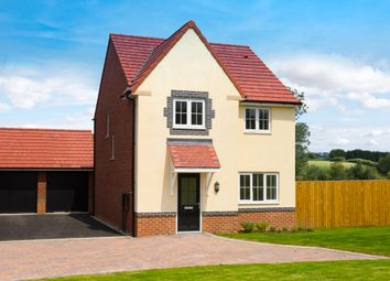 "Thumbnail 4 bedroom detached house for sale in ""Kington"" at Blackpool Road, Kirkham, Preston"