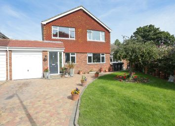 Thumbnail 4 bed detached house for sale in Whiteness Green, Broadstairs