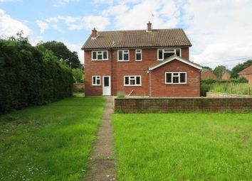 Thumbnail 5 bedroom property to rent in The Street, Hevingham, Norwich