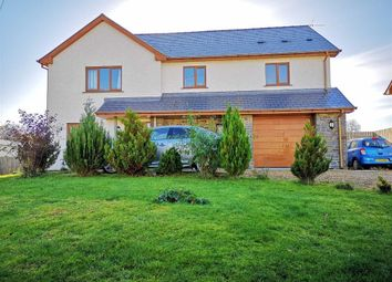 Thumbnail 6 bed detached house for sale in Pontrhydfendigaid, Ystrad Meurig