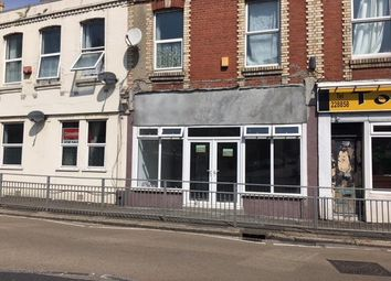 Thumbnail Restaurant/cafe to let in Ground Floor, 28 Percy Terrace, Alexandra Road, Plymouth, Devon