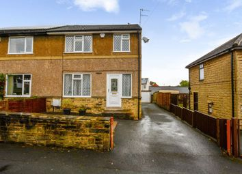 Thumbnail 3 bed semi-detached house for sale in Enfield Drive, Batley