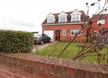 Thumbnail 4 bed detached house for sale in Boundary Lane, South Hykeham, Lincoln