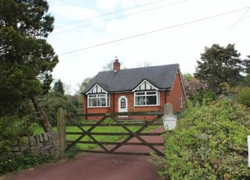 Thumbnail 2 bed bungalow for sale in Ramshorn Road, Oakamoor, Stoke-On-Trent