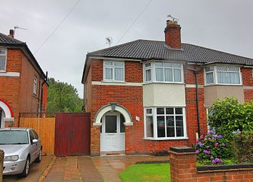 Thumbnail 3 bed semi-detached house for sale in Stonesby Avenue, Leicester