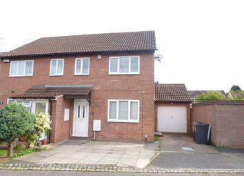 Thumbnail 3 bed semi-detached house for sale in Rainsbrook Drive, Shirley, Solihull