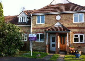 Thumbnail 2 bed terraced house to rent in Blackthorn Close, Chatteris