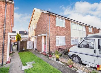 Thumbnail 2 bed maisonette for sale in Ousden Close, Cheshunt, Waltham Cross, Hertfordshire