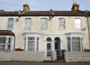 Thumbnail 3 bed terraced house for sale in Henderson Road, Forest Gate, London