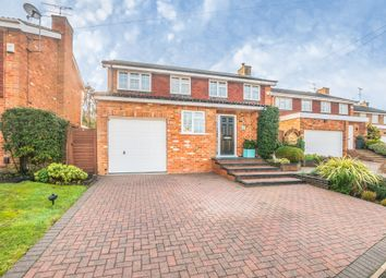 Thumbnail 4 bed detached house for sale in Newbury Drive, Maidenhead