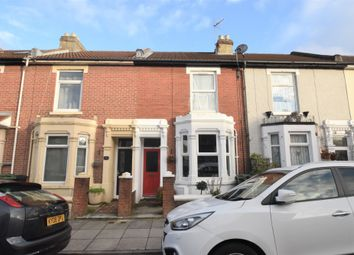 Thumbnail 3 bed terraced house for sale in Ruskin Road, Southsea
