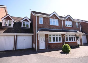 Thumbnail 4 bed link-detached house to rent in Thyme Avenue, Whiteley, Fareham