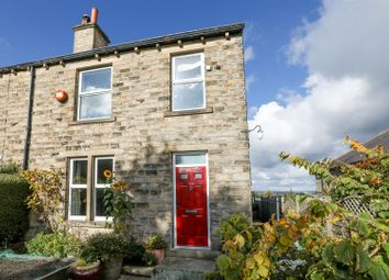 Thumbnail 3 bed semi-detached house for sale in Springfield Mount, Bill Lane, Holmfirth