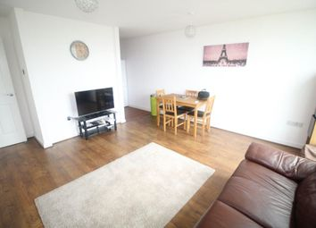 Thumbnail 1 bed flat to rent in Carnegie House, The Hub, Central Milton Keynes