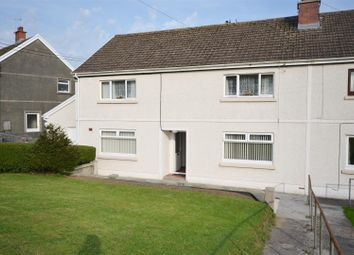 Thumbnail 2 bedroom flat for sale in Lon Cowin, Bancyfelin, Carmarthen