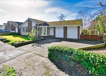 Thumbnail 3 bed bungalow for sale in Vicarsfields Road, Leyland