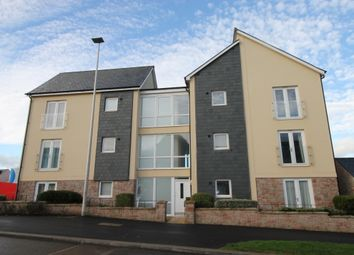 Thumbnail 1 bed flat to rent in Younghayes Road, Cranbrook, Exeter