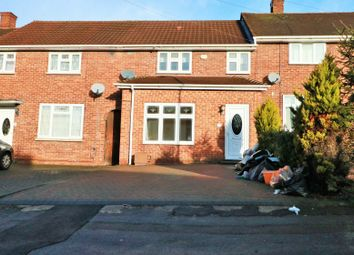 Thumbnail 3 bed terraced house to rent in Longtown Road, Romford