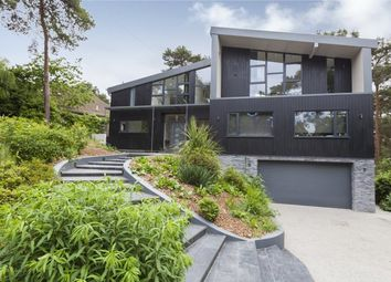 Thumbnail Detached house for sale in Over Links Drive, Lower Parkstone, Poole, Dorset