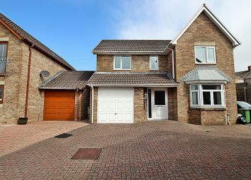 Thumbnail 4 bed detached house for sale in Parklands Rise, Tonyrefail, Porth, Rhondda, Cynon, Taff.