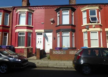Thumbnail 3 bed property to rent in Gloucester Road, Anfield, Liverpool