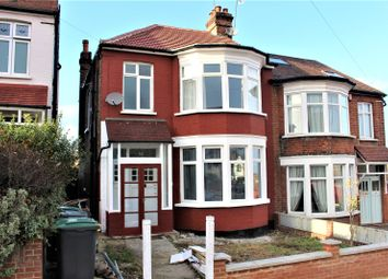 Thumbnail 4 bed semi-detached house to rent in Blake Road, Bounds Green, London