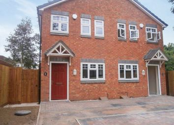 Thumbnail 2 bed semi-detached house for sale in Ramila Close, Smethwick
