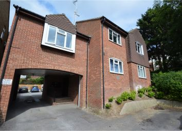 Thumbnail 1 bed flat for sale in 21 Weald Road, Brentwood