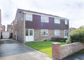 Thumbnail 4 bed semi-detached house for sale in Birchwood Drive, Durrington, Salisbury