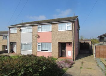 Thumbnail 3 bedroom semi-detached house to rent in Briardale Avenue, Dovercourt, Harwich