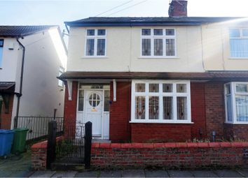 Thumbnail 3 bed semi-detached house for sale in Lynwood Gardens, Liverpool