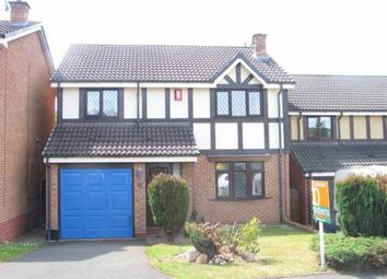 Thumbnail 4 bed detached house to rent in Greenfinch Close, Apley