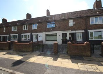 Thumbnail 2 bedroom terraced house for sale in Southdean Road, Huyton, Liverpool, Merseyside