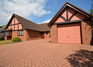 Thumbnail 3 bedroom detached bungalow for sale in Heather Road, Lowestoft