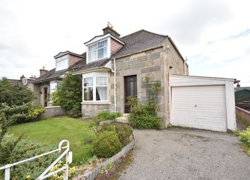 Thumbnail 2 bed semi-detached house for sale in Petrie Crescent, Elgin
