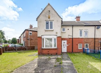 Thumbnail 3 bed semi-detached house for sale in Fryston Road, Castleford