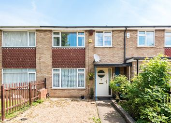 Thumbnail 3 bed terraced house for sale in Chilsey Green Road, Chertsey