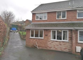 Thumbnail 3 bed semi-detached house for sale in St Peters Close, Moreton-On-Lugg, Hereford