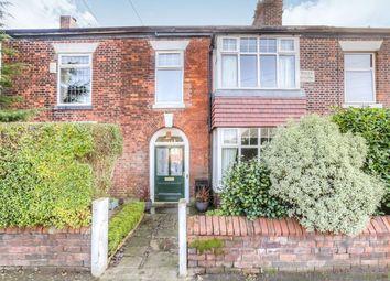 Thumbnail 3 bed terraced house for sale in Hibbert Lane, Marple, Stockport