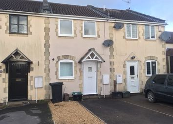 Thumbnail 2 bed terraced house to rent in Old Station Close, Cheddar