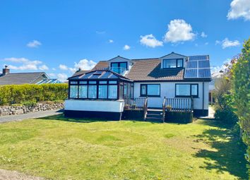 Thumbnail 4 bed detached bungalow for sale in Levant Road, Trewellard, Pendeen, Penzance