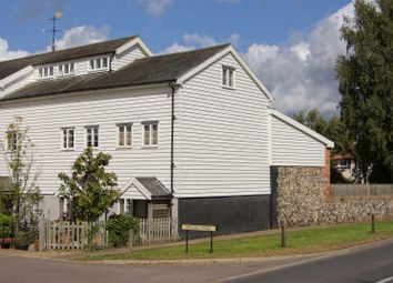 Thumbnail 2 bedroom end terrace house for sale in Hopton Road, Barningham, Bury St. Edmunds