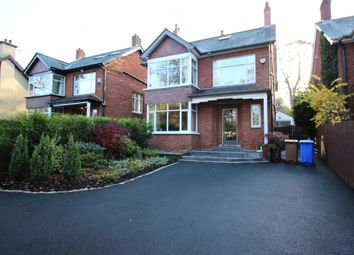 Thumbnail 5 bed detached house to rent in Upper Malone Road, Belfast