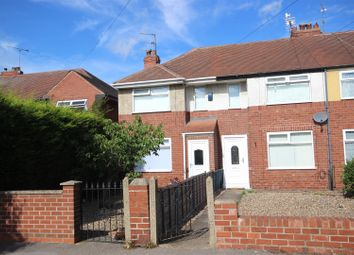 Thumbnail 2 bedroom end terrace house for sale in Hotham Road South, Hull