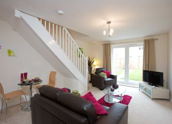 "Thumbnail 2 bed end terrace house for sale in ""The Moulton"" at Rosehip Walk, Castleford"