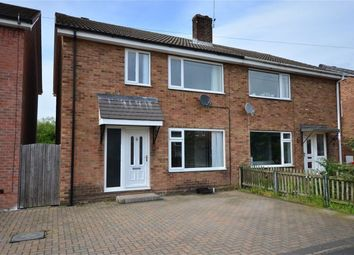 Thumbnail 4 bed semi-detached house to rent in Teal Road, Newport, Brough