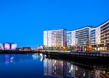 Thumbnail 2 bedroom flat for sale in The Arc, Titanic Quarter, Belfast
