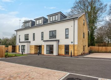 Thumbnail 2 bed flat for sale in Station Approach, Four Marks, Medstead, Hampshire